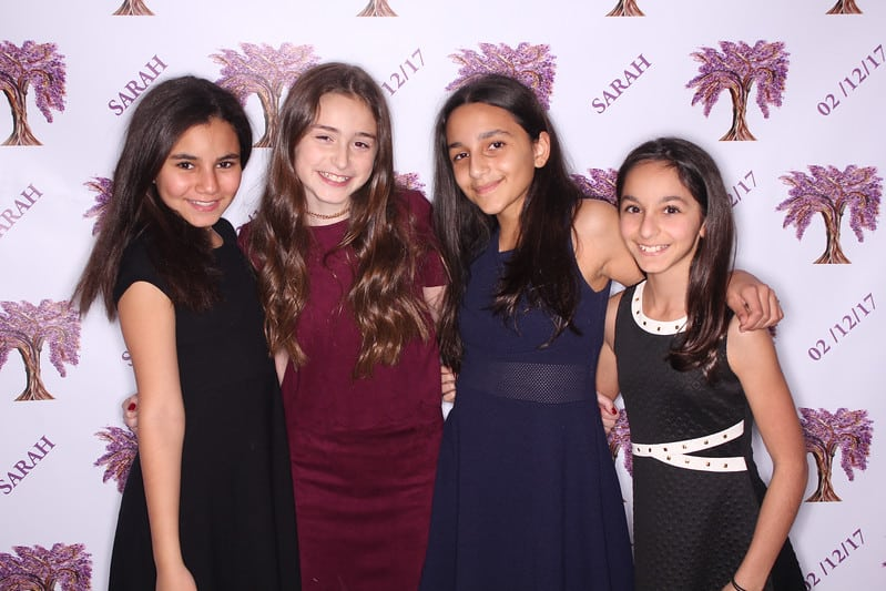 Bar/Bat Mitzvah Pictures and Party Entertainment Ideas