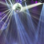 party lights - disco ball