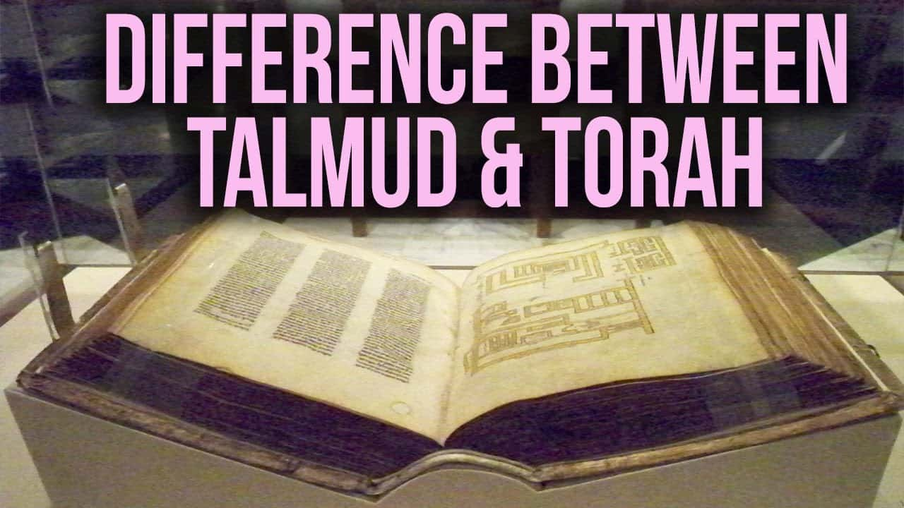 Talmud vs. Torah
